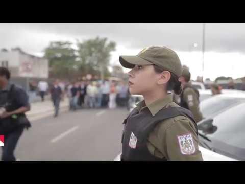 Embedded thumbnail for Força nacional chegará ao Pará dia 25 de março